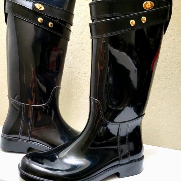 Coach Raining boots